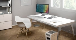 Leitz IQ Slim Home Office review test